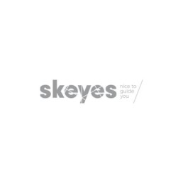 They Trust us Skeyes Nice To Guide You Logo TheCrew